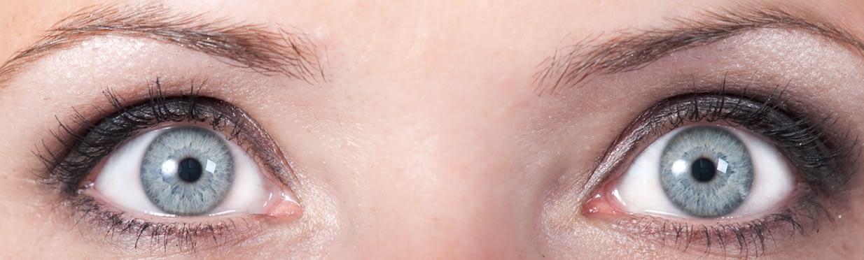 eyelid retraction repair london
